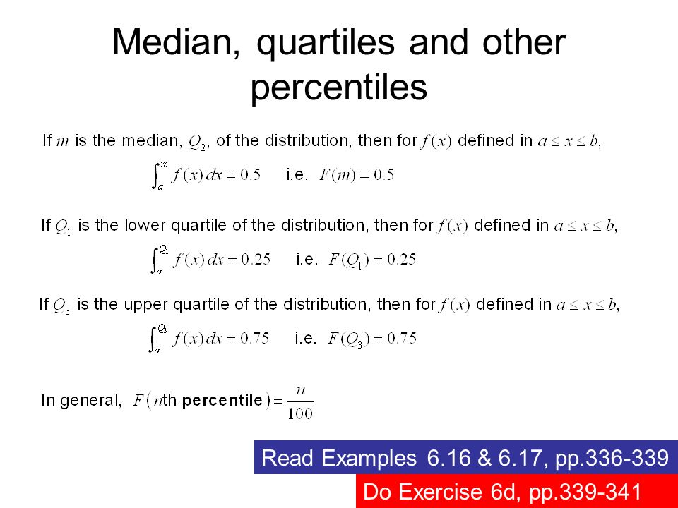 Further distributions - ppt download