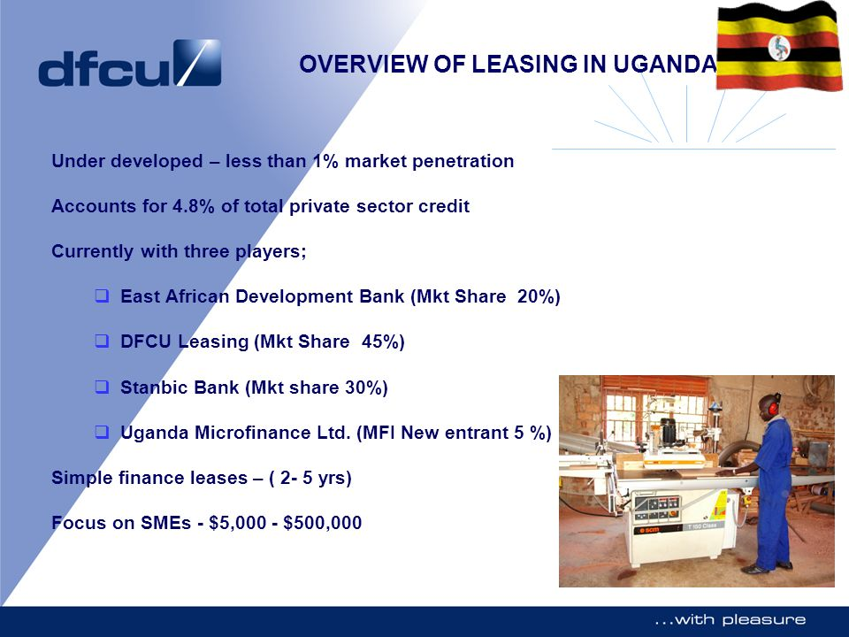 OVERVIEW OF LEASING IN UGANDA