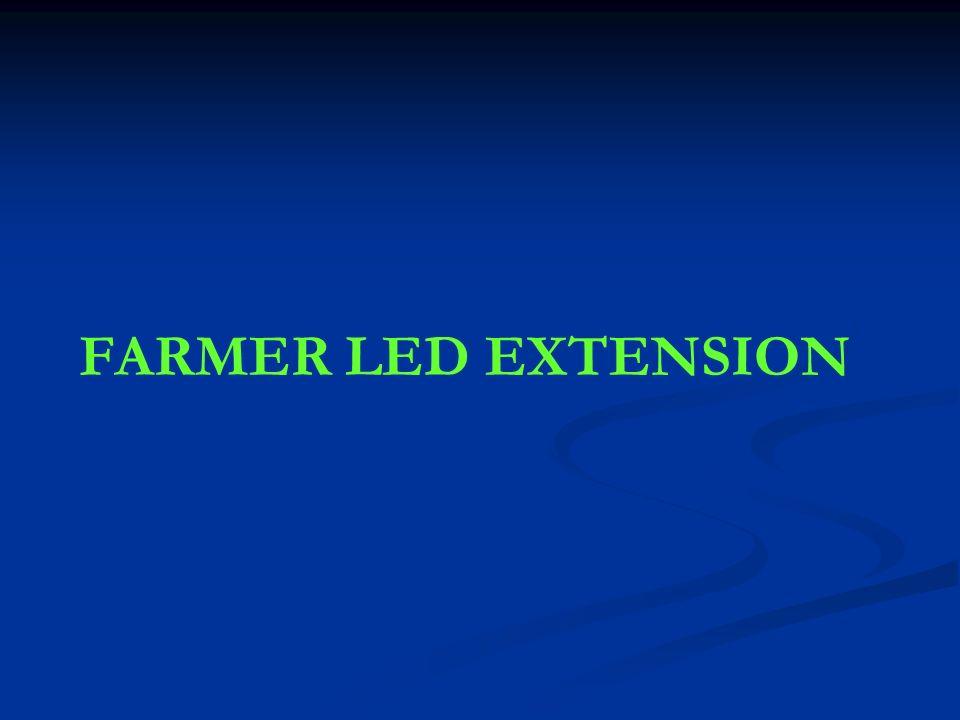 FARMER LED EXTENSION