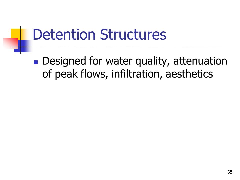 Water Quality Structures : Ctc review determining peak flows rational method q