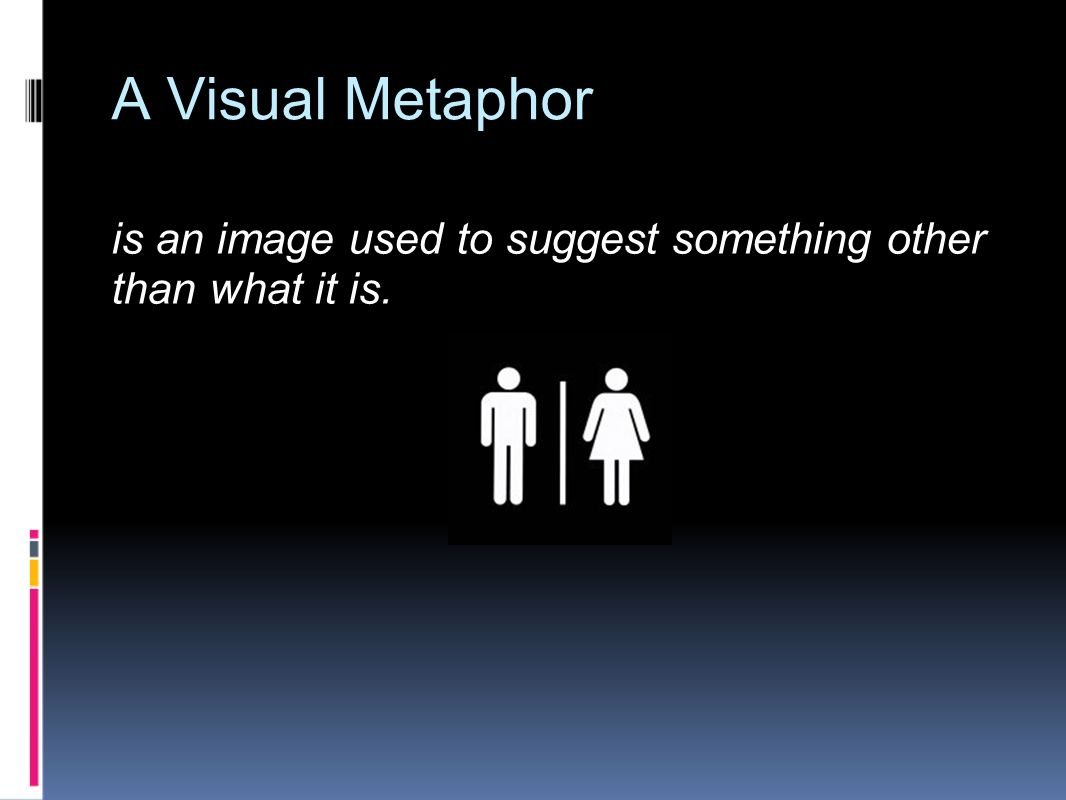 visual imagery and metaphorical thinking