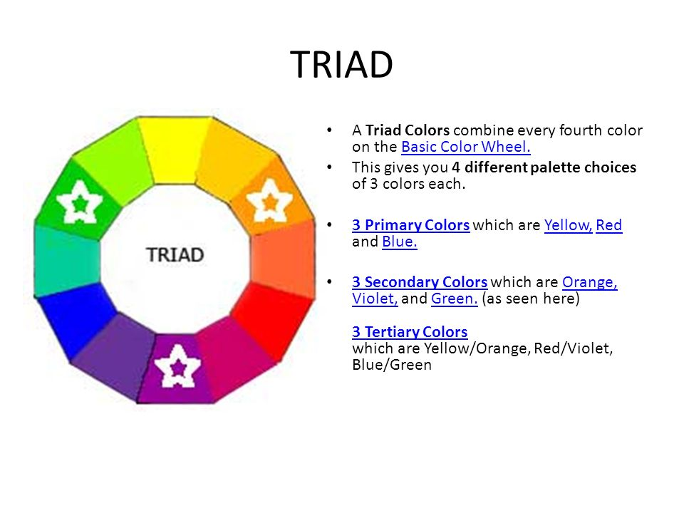 Let S Look At The Color Wheel Ppt Video Online Download