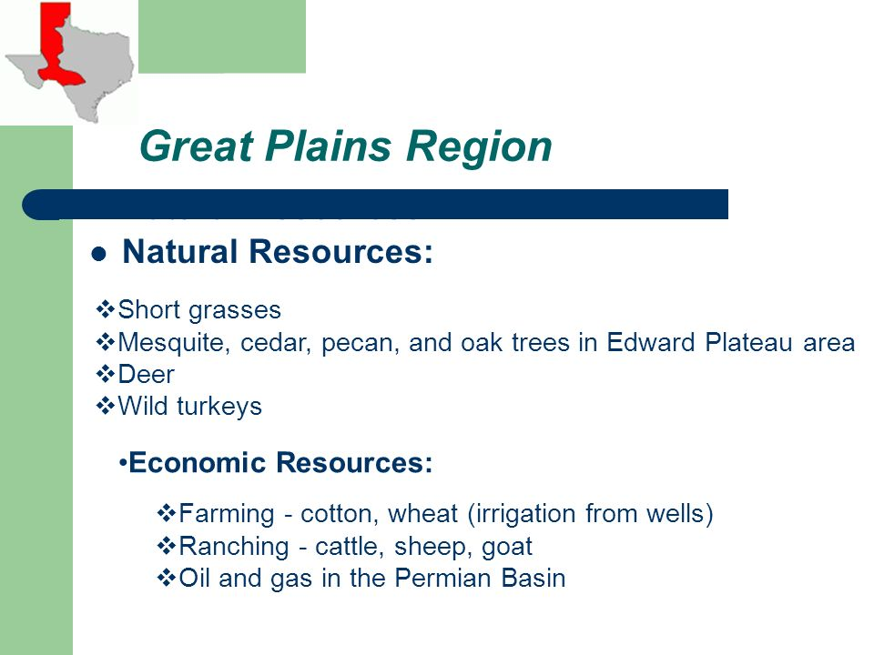 Great Plains Natural Resources Texas