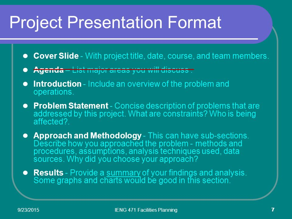 problem statement of a project The ability to formulate strong problem statements is absolutely critical to the success of any six sigma project in this video you'll learn exactly how to.