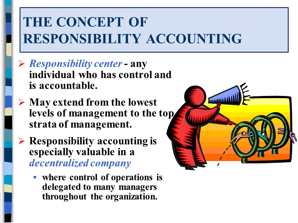 concept of accountability Let's face it, most of us look at accountability as an assignment of blame as in:  you did it, now admit it, and fix it in reality, employee accountability is a system  for.