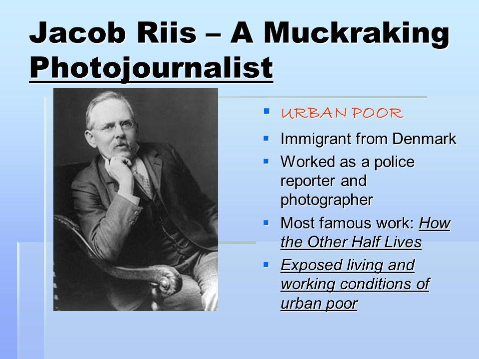 Muckrakers Of The Progressive Reform Era Ppt Video