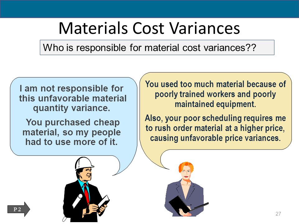 direct material price variance and lbs Plannedproduction for the month standard price of direct material per pound from acctg 225 at university of the materials price variance for the month was $ [4.