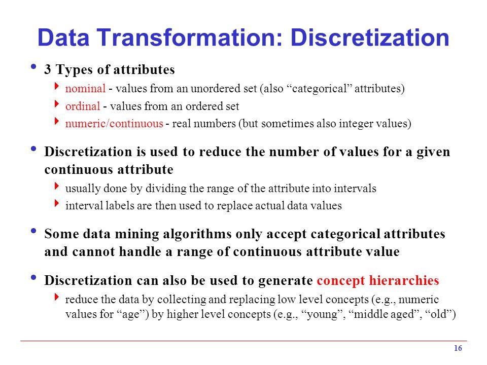data discretization in data mining pdf