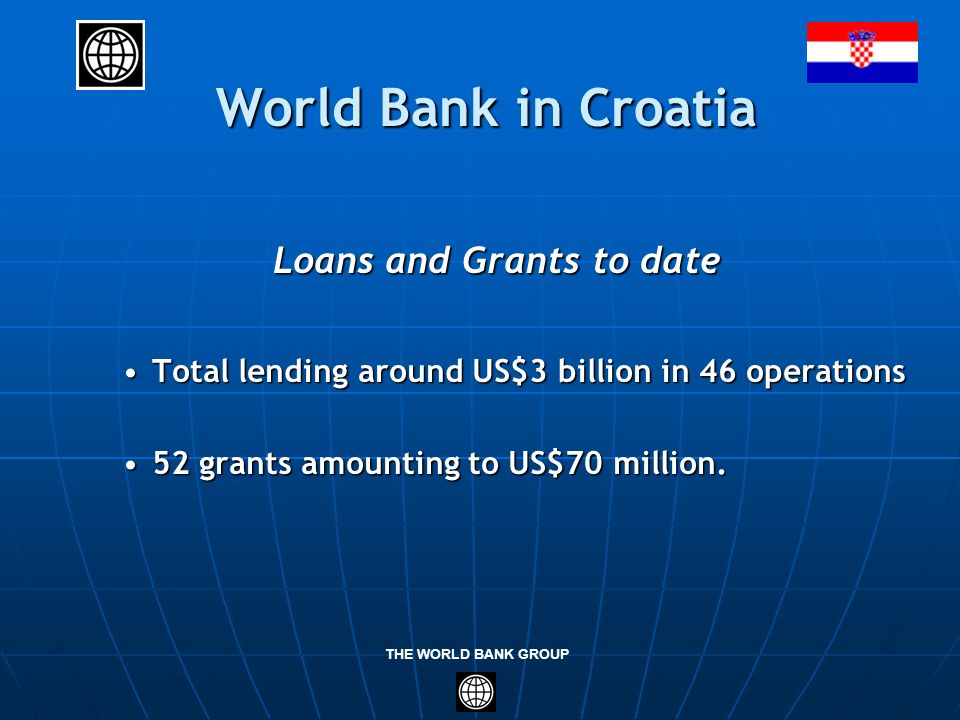 Loans and Grants to date