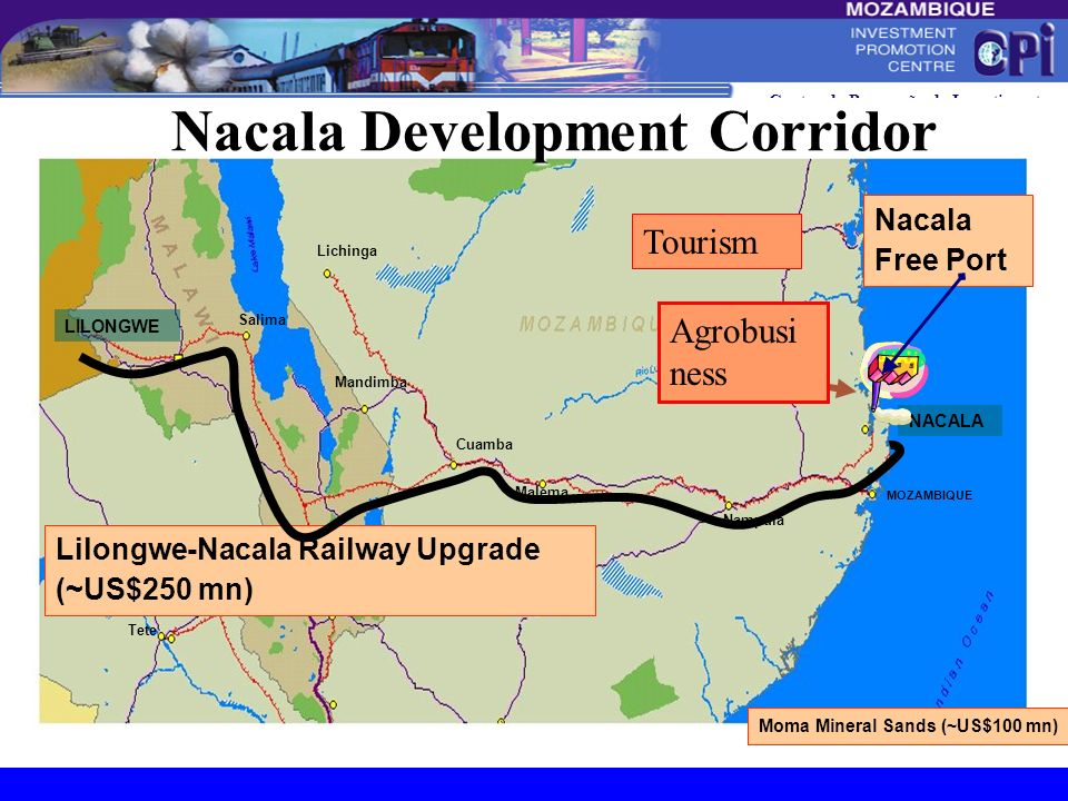Nacala Development Corridor