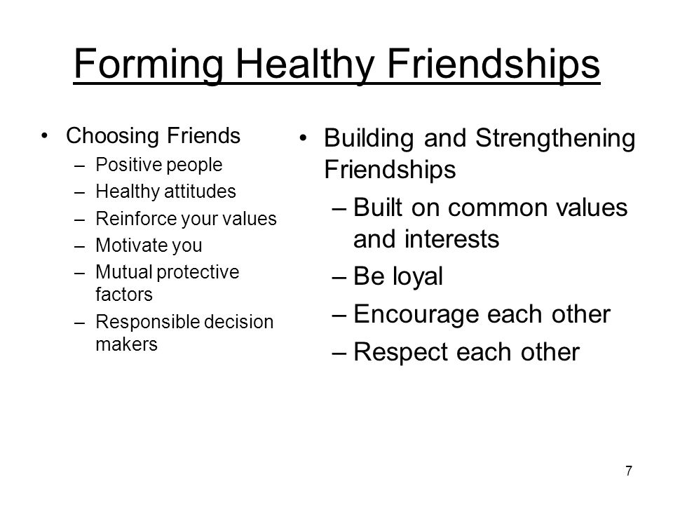 the process of choosing a friend and building friendship Here's how to make friends, understand friendship better, and appreciate why friends matter psychology today tips for building a more satisfying marriage.