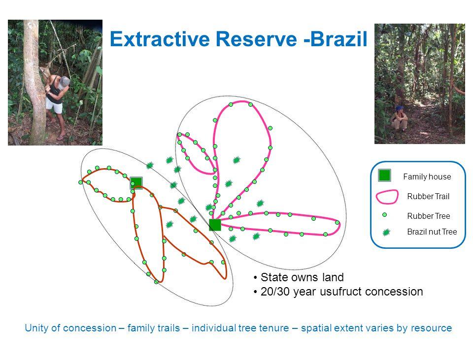 Extractive Reserve -Brazil