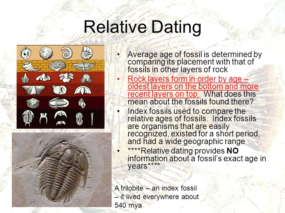 absolute dating is best performed on rocks formed The age of the carbon in the rock is different from that of the carbon in the air and makes carbon dating data for those organisms inaccurate under the assumptions normally used for carbon clearly, it is important to have a good understanding of these processes in order to evaluate the reliability of radiometric dating.