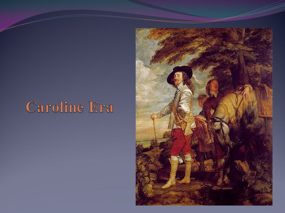 The Renaissance Ii Britain In The Jacobean And Caroline