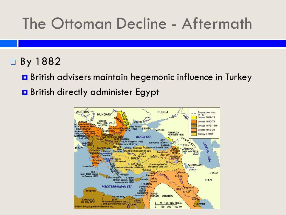 us hegemonic power in decline