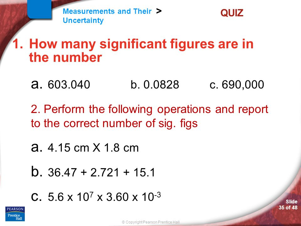 How many significant figures are in the number