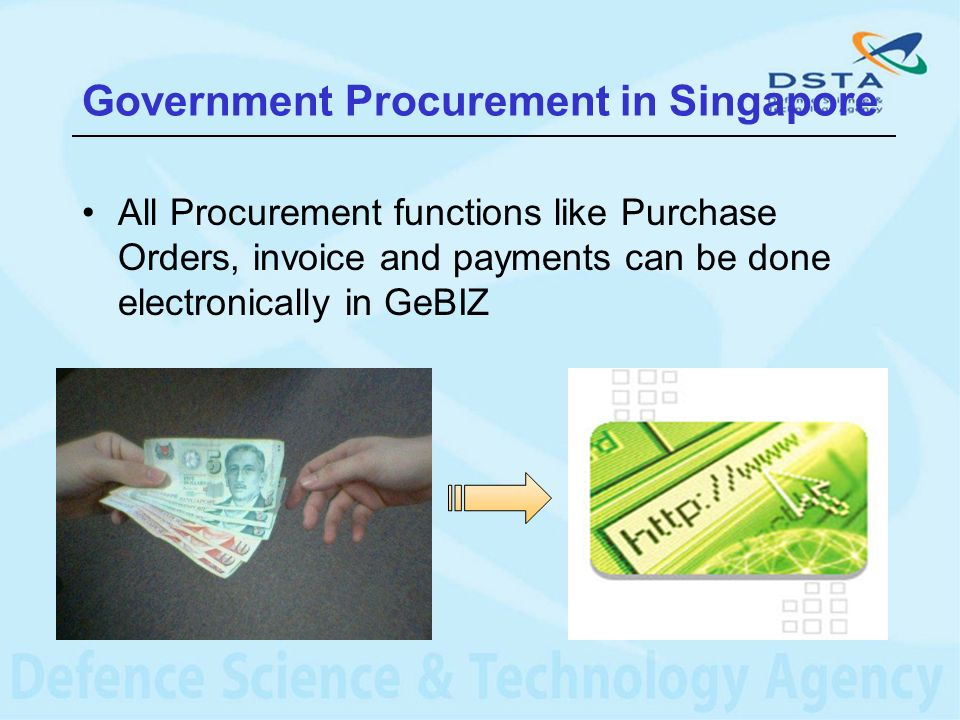 Government Procurement in Singapore