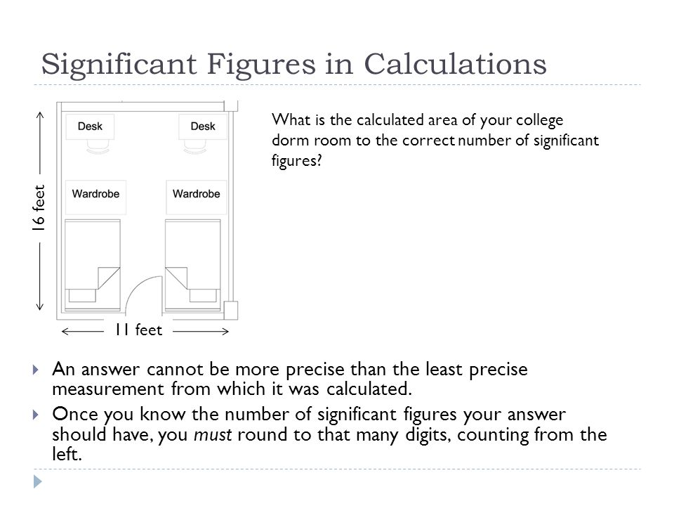 significant figures in measurement and calculations essay Video explaining significant figures significant figures are important in science to  convey how much accuracy we can expect if a measurement is taken with.