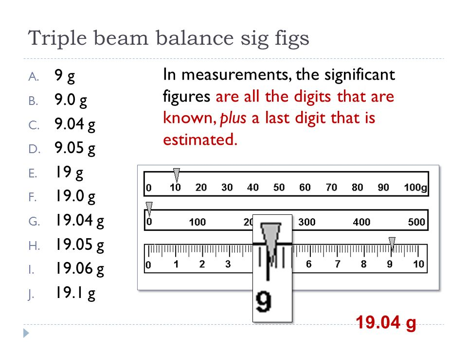 Reading A Triple Beam Balance Worksheet Answers Triple Beam