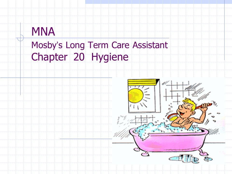 Mna mosbys long term care assistant chapter 20 hygiene ppt video 1 mna mosbys long term care assistant chapter 20 hygiene fandeluxe Image collections