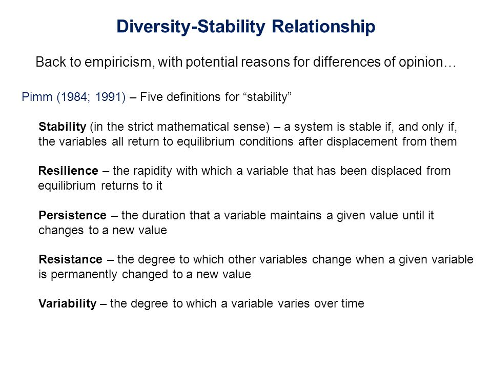 relationship diversity The relationship between leadership and personality  relationship between leadership and personality 1  and their appreciation of diversity,.