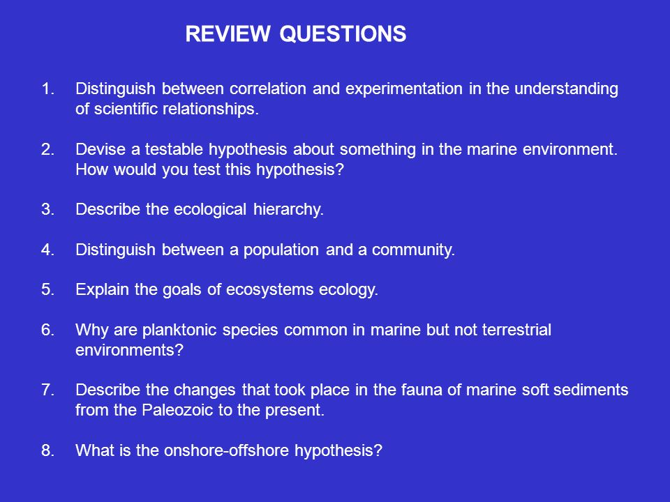 what is the relationship of ecology with other science
