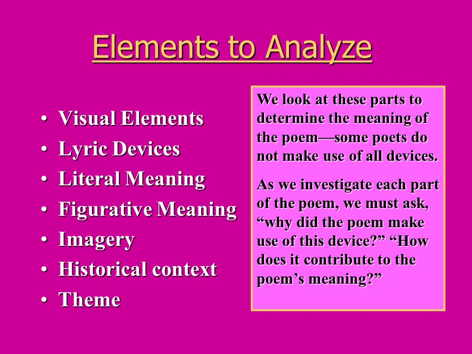 an analysis of mirror in the poem The mirror offers an honest, unbiased analysis of what it sees: retrieved from tucker, kristine.