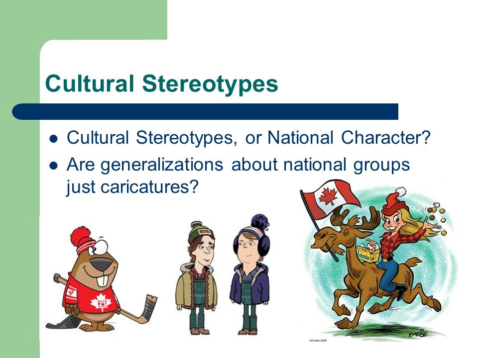 australian stereotype As part of a year 9 english unit investigating means to be australian, this powerpoint looks at one of the earliest stereotypes about australians: that of the rugged bushman.