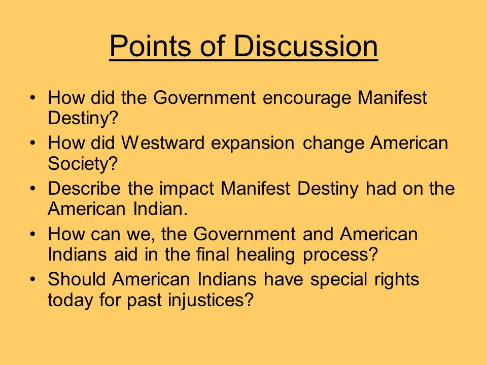 the development of society and the effects of westward expansion in the american society How the frontier shaped the american character  extent of the impact too, while lands in the west were almost never free, they were relatively cheaper than those .