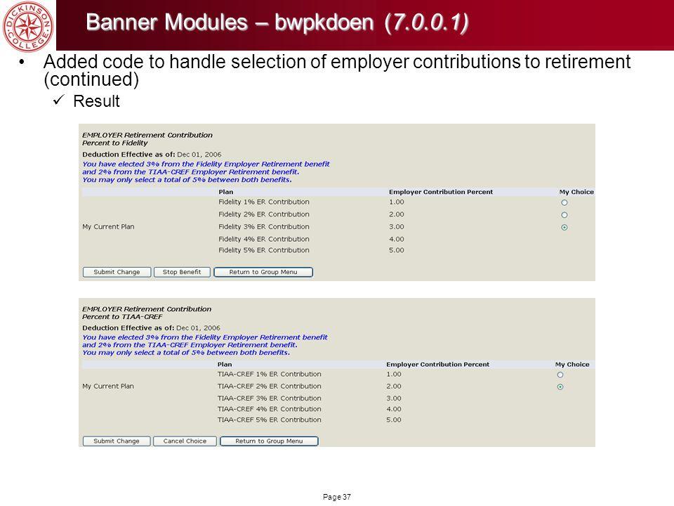Banner Modules – bwpkdoen (7.0.0.1)