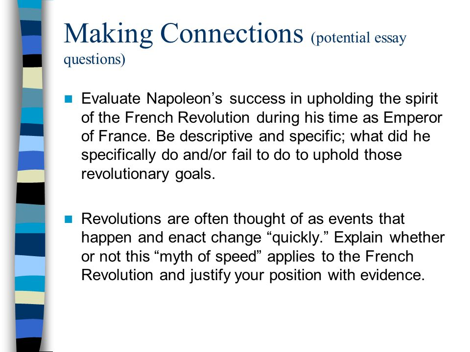 Was the french revolution a success or failure essay