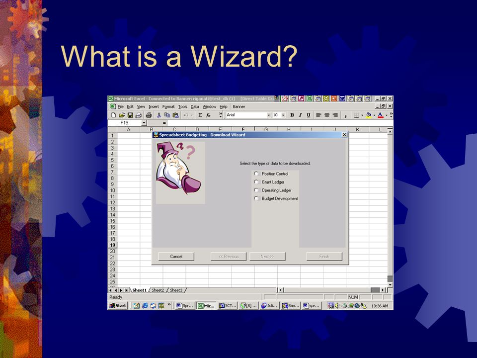 What is a Wizard