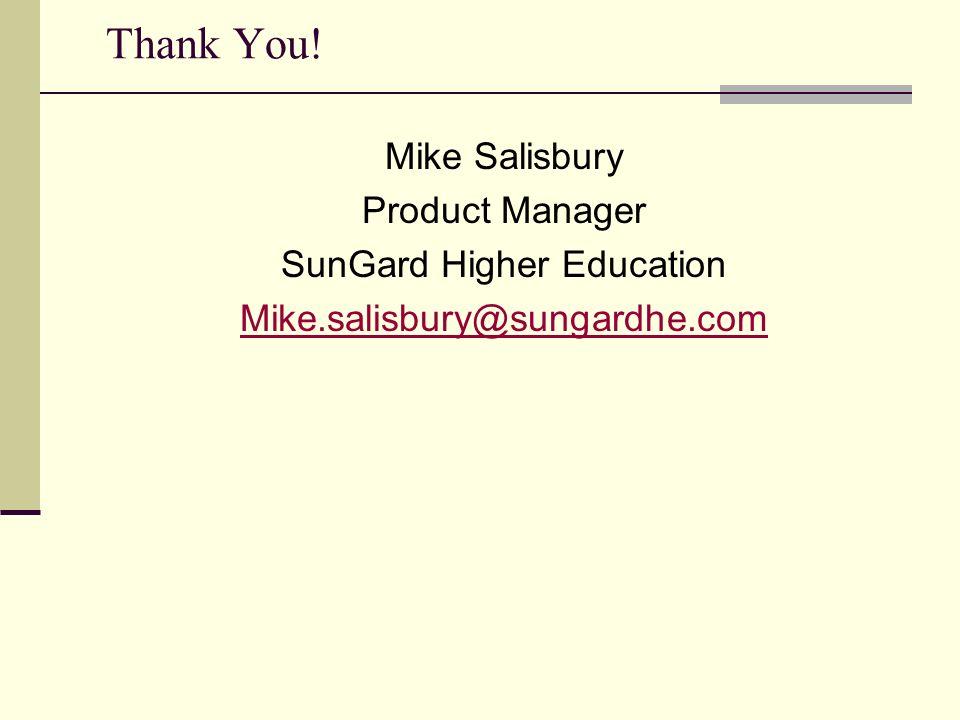 SunGard Higher Education