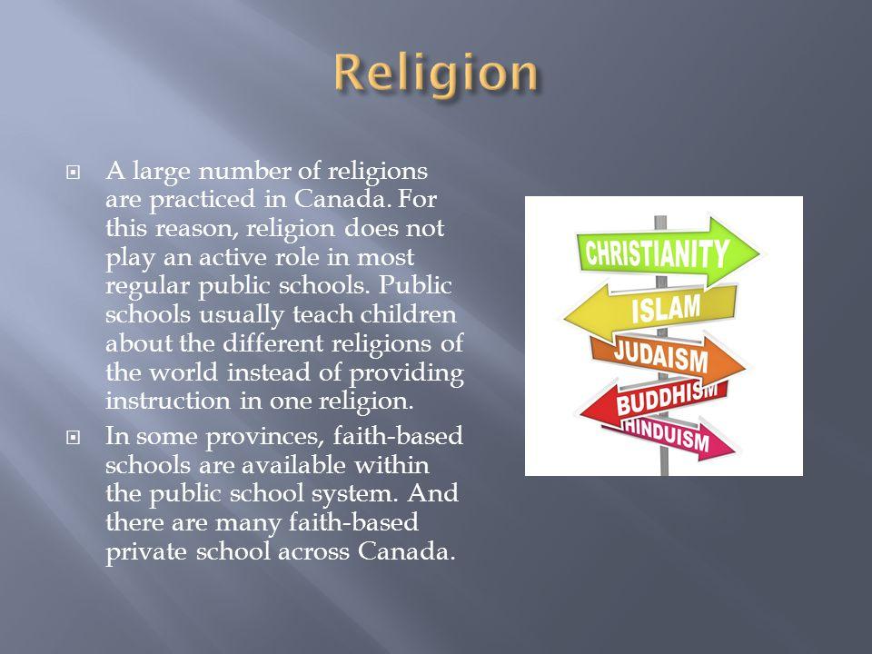 The role of religion in children s literature
