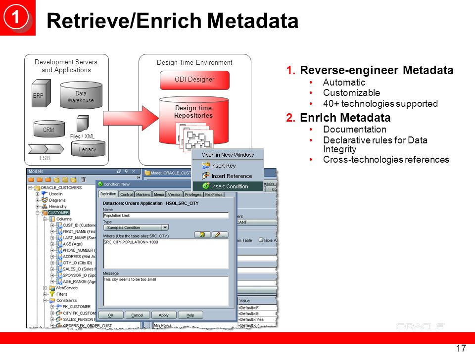 Retrieve/Enrich Metadata