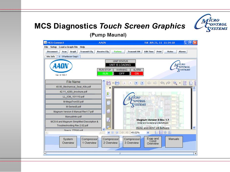 MCS+Diagnostics+Touch+Screen+Graphics mcs's magnum diagnostics package visit us at ppt video online aaon wiring schematics at eliteediting.co