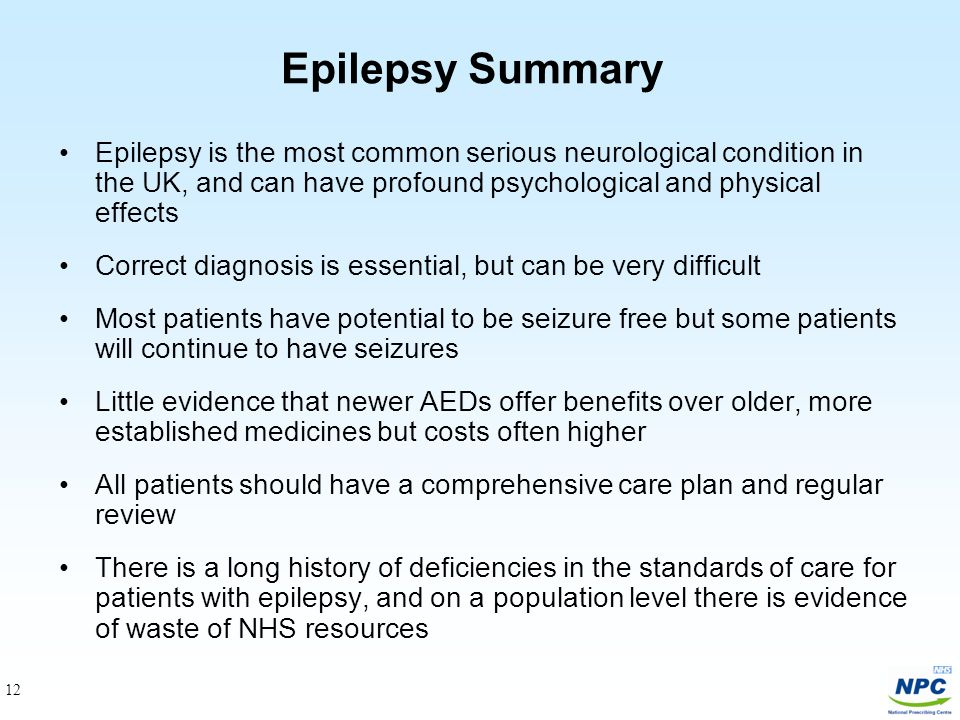 overview of epilepsy In this paper, we provide an overview of epileptic encephalopathies including  clinical neurophysiological features, cognitive deterioration, and.