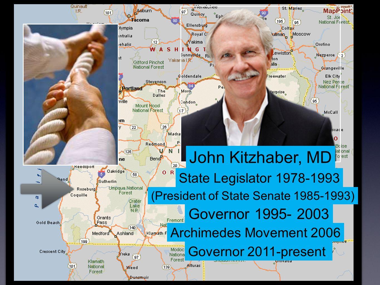 (President of State Senate 1985-1993)