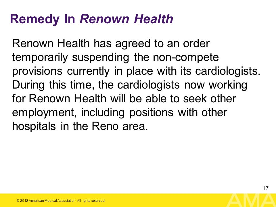 Remedy In Renown Health