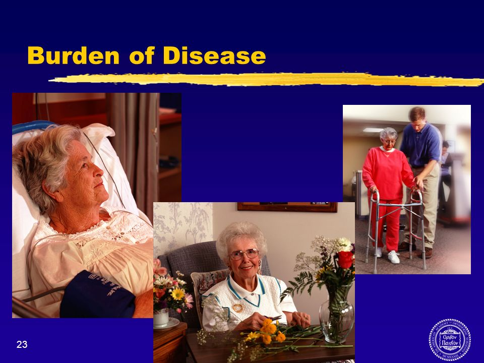 Burden of Disease