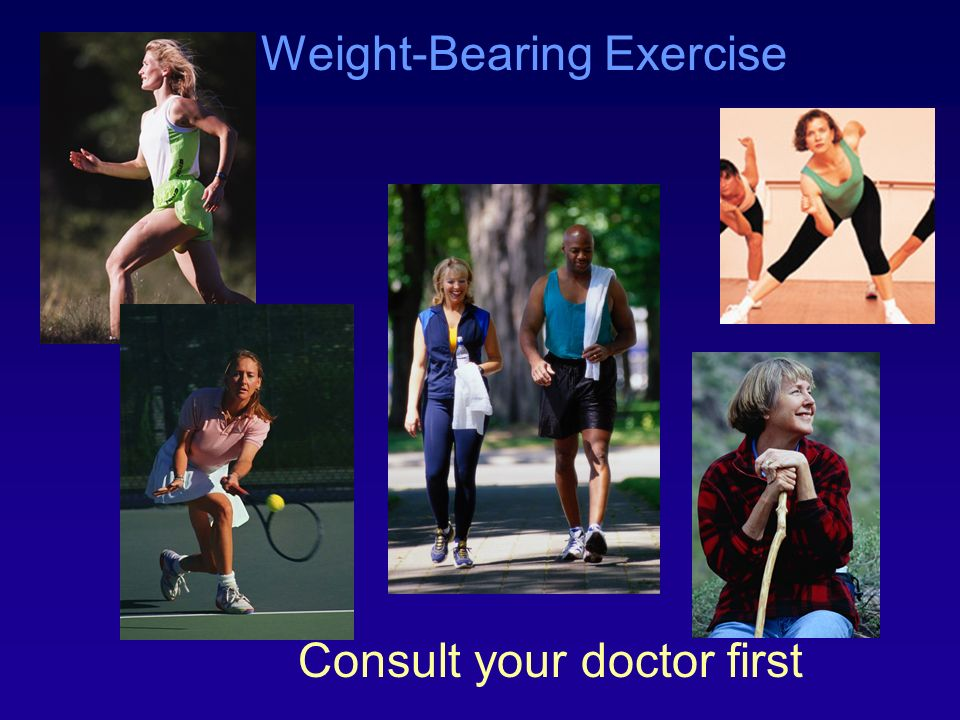Weight-Bearing Exercise