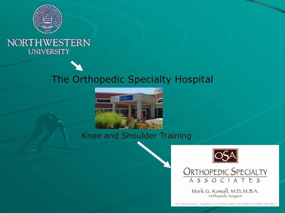 The Orthopedic Specialty Hospital