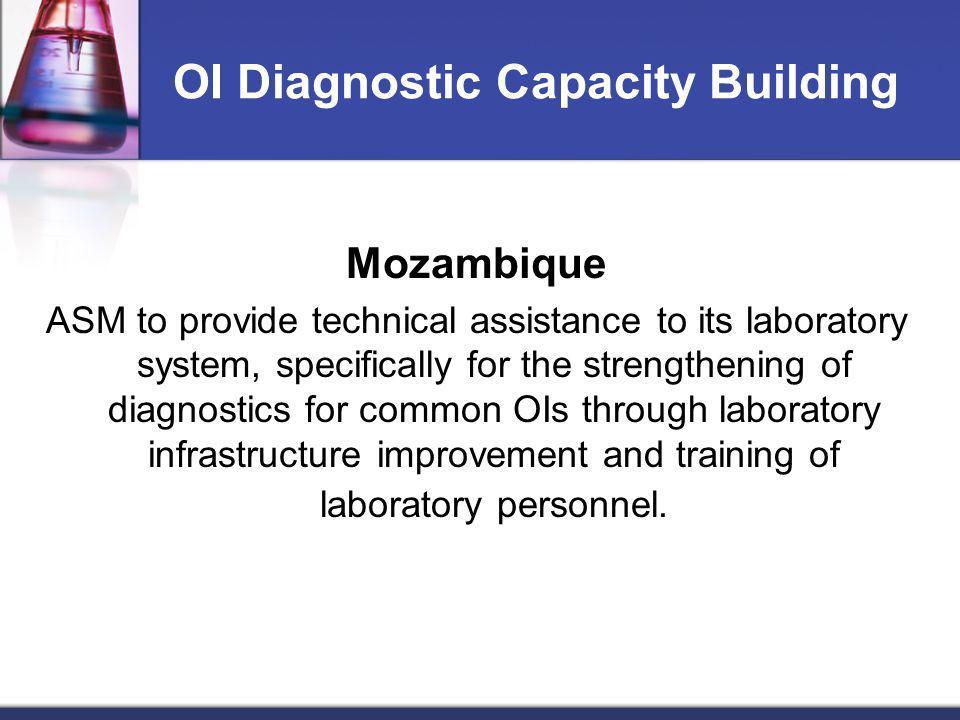 OI Diagnostic Capacity Building