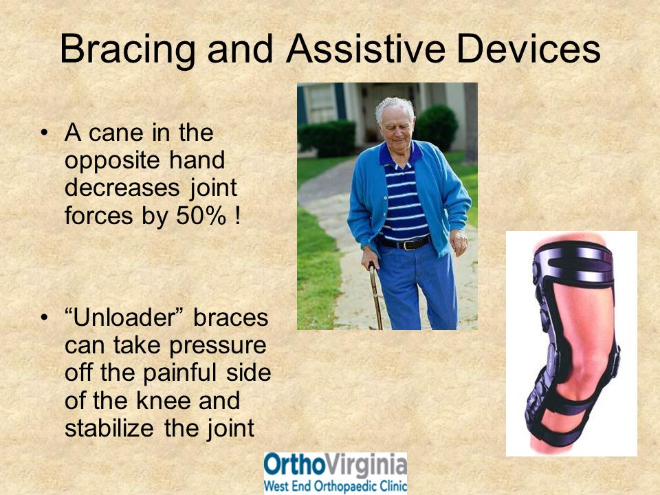 Bracing and Assistive Devices