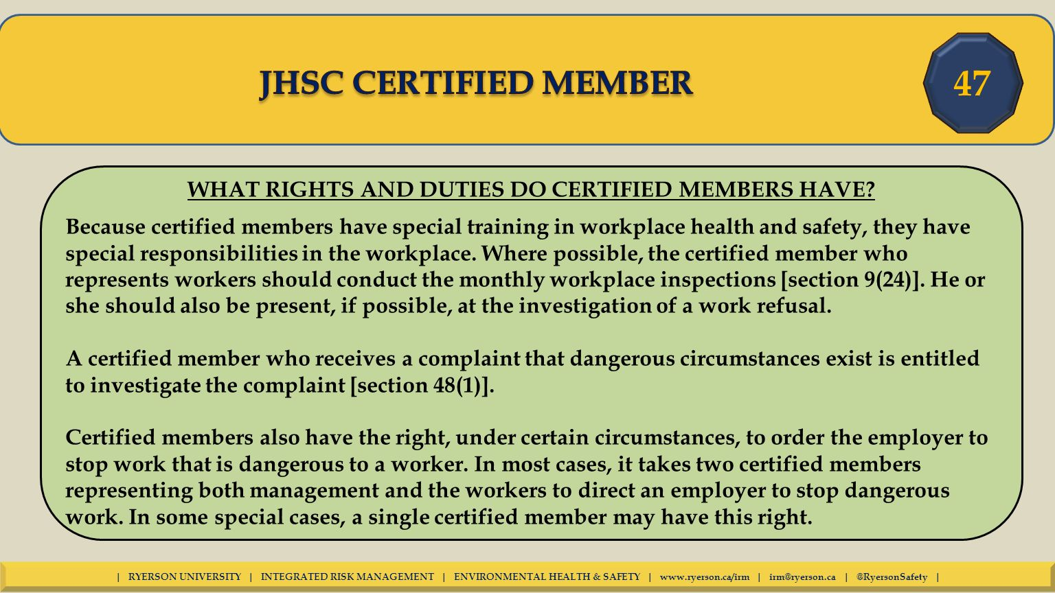 Introduction this presentation will explain your rights and what rights and duties do certified members have xflitez Gallery