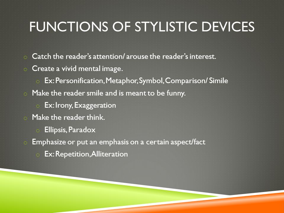 Stylistic Devices Karlapaponderresearchco