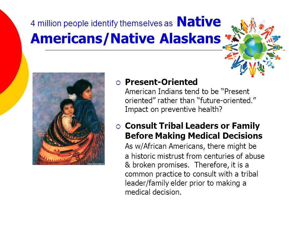 Consult Tribal Leaders or Family Before Making Medical Decisions