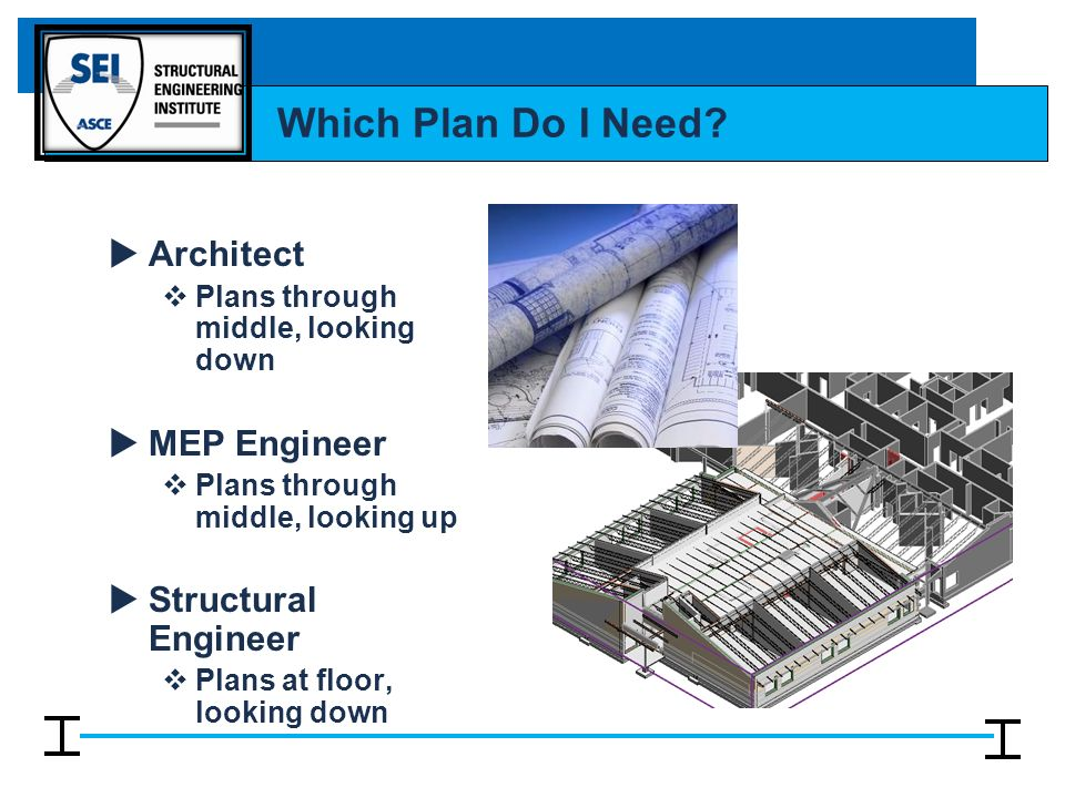 Reading structural drawings ppt video online download for Do i need an architect