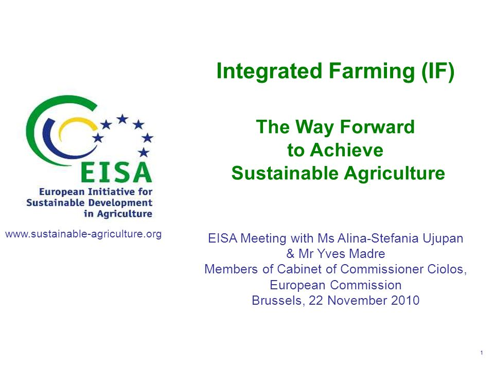 Integrated farming if sustainable agriculture ppt video online integrated farming if sustainable agriculture toneelgroepblik Gallery