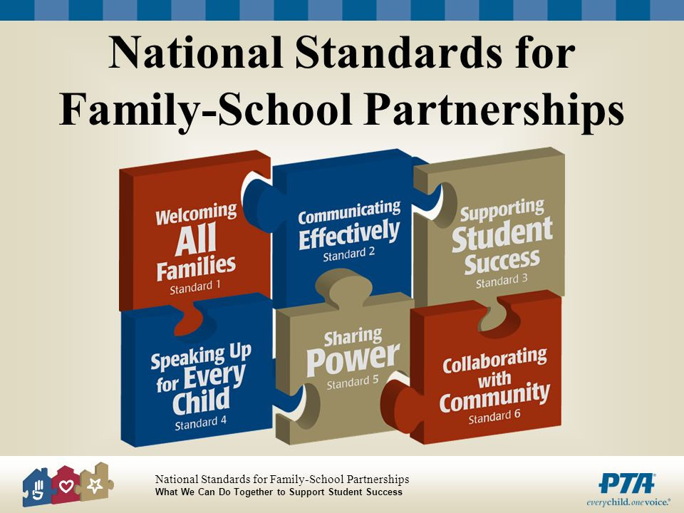 National Standards for Family-School Partnerships